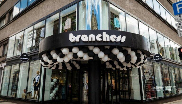 Branchess – beidzot arī Rīgā, Tērbatas ielā 40