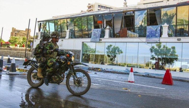 Šrilankā izsludina ārkārtas stāvokli
