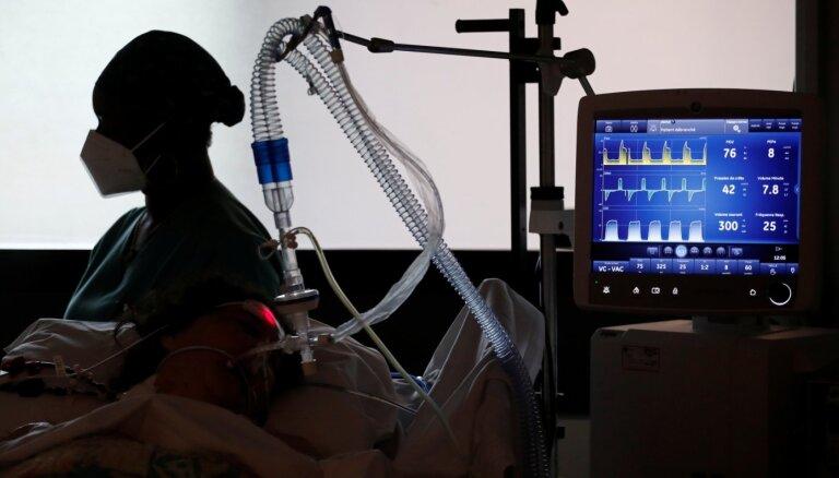 Latvija iegādāsies jaunas zāles smagi slimu Covid-19 pacientu ārstēšanai, ziņo LTV