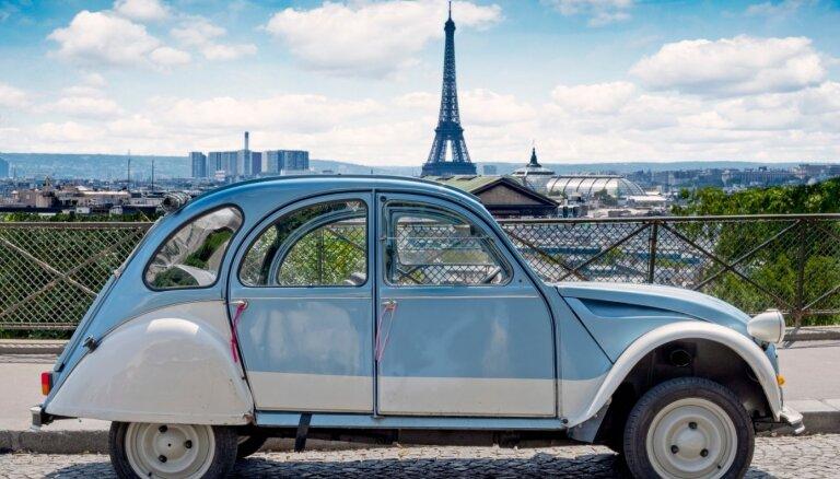 'Citroën' zīmola stāsts: no 'Titānika' stūres mehānisma līdz pārgalvīgām inovācijām
