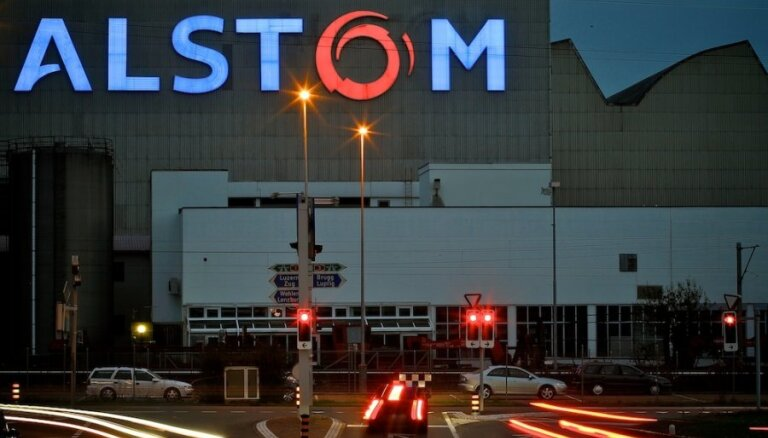 'Alstom' vienojies par 'Bombardier Transport' iegādi