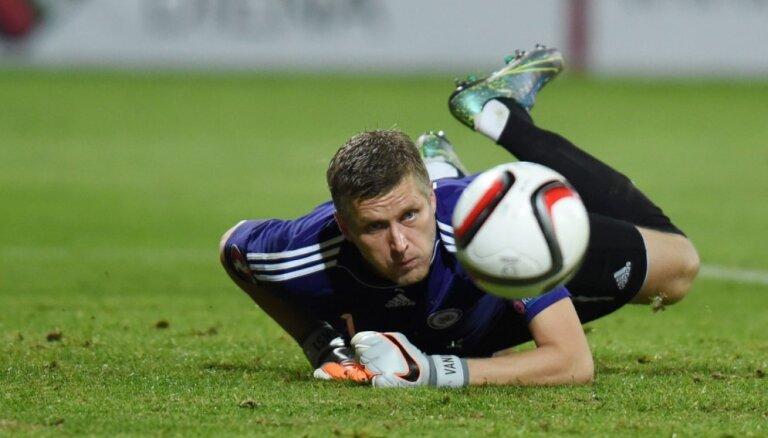 Vaņins trešo reizi karjerā nosaukts par Latvijas labāko futbolistu