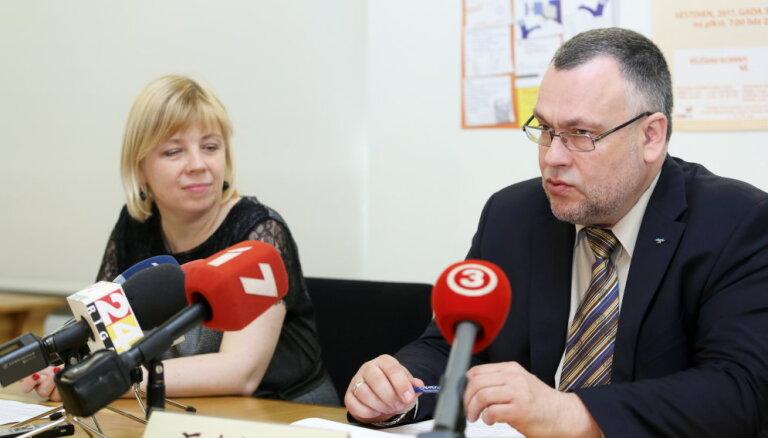 CVK vadītāja amatam virza Informācijas nodaļas vadītāju Kristīni Bērziņu