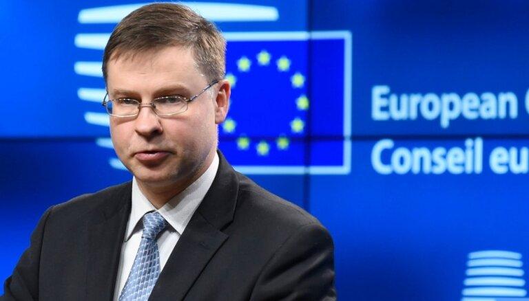 EK viceprezidents: jaunajai valdībai lielu manevra iespēju budžeta veidošanā nebūs