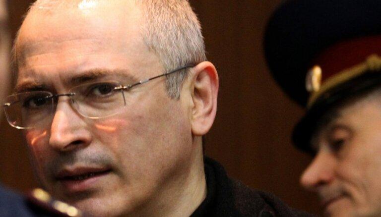Ходорковский и Сноуден попали в шорт-лист претендентов на премию Сахарова