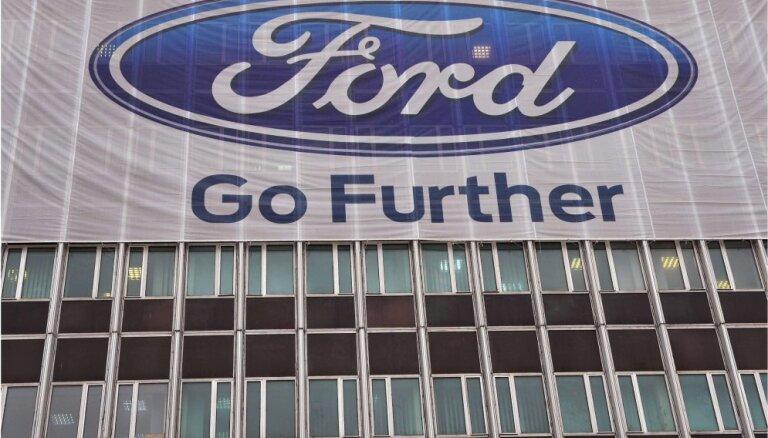 Ford уведомил Терезу Мэй о переносе производства из Великобритании