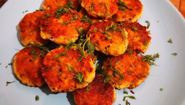 Falafeles jeb turku zirņu kotletes