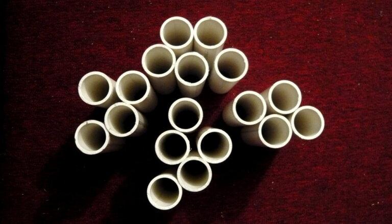 Neiedomājamas idejas, kā izmantot PVC caurules