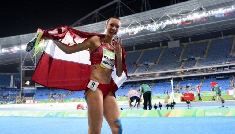 Pētījums: 2016. gada Latvijas sporta veidu topā dominē vieglatlētika