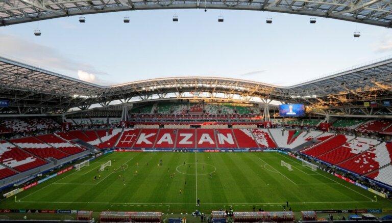 Срок окупаемости футбольных стадионов в России оценили в 500 лет
