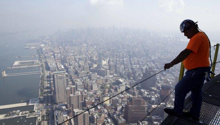 ФОТО: Что вы можете увидеть с самых высоких обзорных площадок в мире