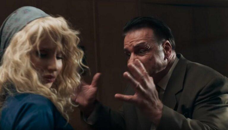 ВИДЕО: Лобода сыграла жену космонавта в клипе Линдеманна