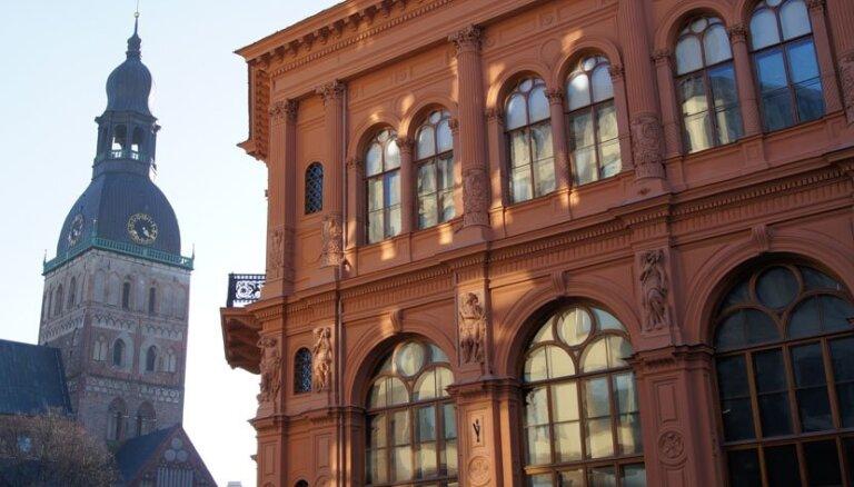 Mākslas muzejā 'Rīgas Birža' - starptautiska dizaina radošā darbnīca