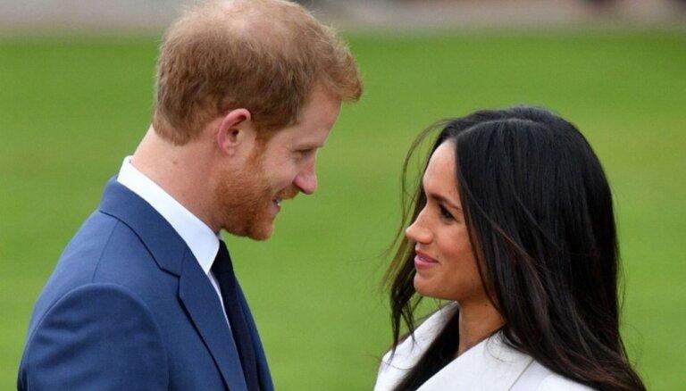 Обнародована дата свадьбы принца Гарри и Меган Маркл