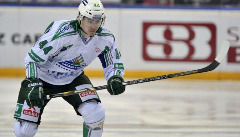 Kulda kļuvis par labāko metienu bloķētāju KHL regulārajā čempionātā