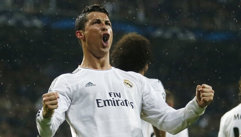 Forbes назвал Роналду самым высокооплачиваемым футболистом мира