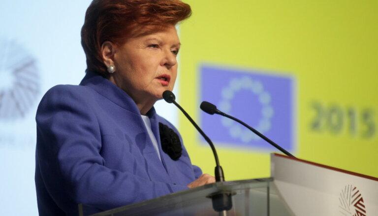 Вике-Фрейберга: для прекращения войны нужно закрыть границу Украины с Россией