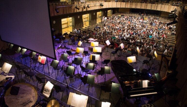 Izziņo klasiskās mūzikas festivāla 'LNSO vasarnīca' programmu