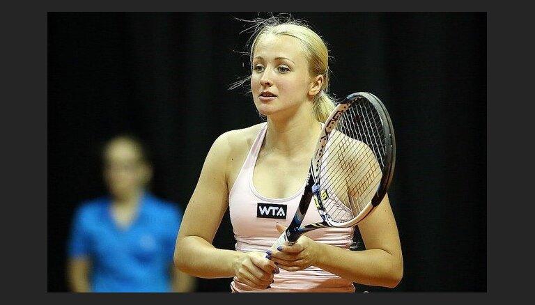 Marcinkēviča jaunākajā WTA rangā Ostapenko apsteidz vairs tikai par divām pozīcijām