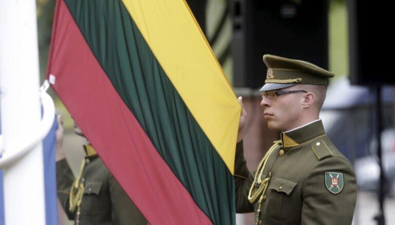 Lietuva gatavojas sūtīt karavīrus uz Hormuza šaurumu