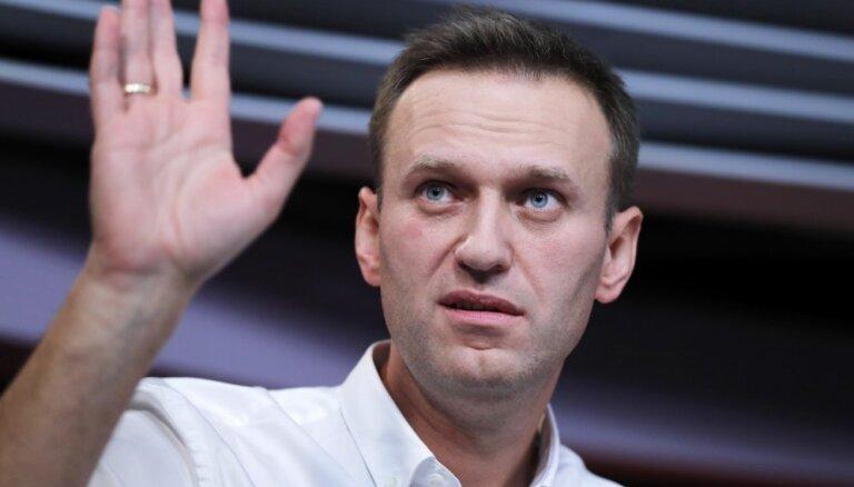 Навальный заявил о преследовании