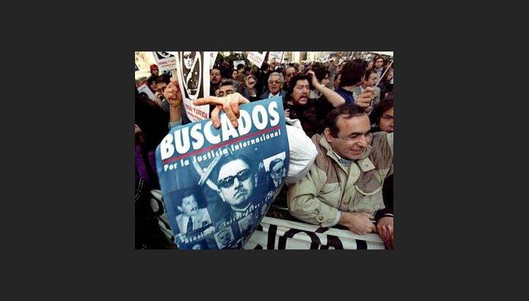 В Чили начались слушания по делу Пиночета