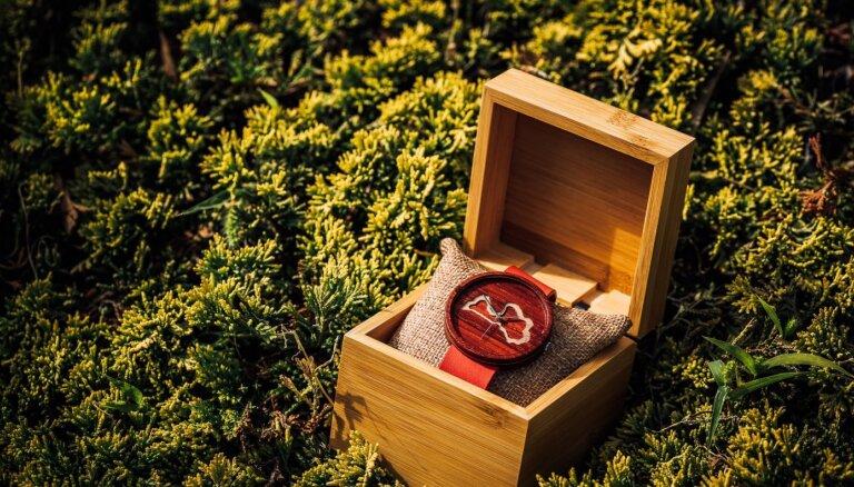 Meža veltes mūsu ikdienā: oriģināli darinājumi no koka un ne tikai