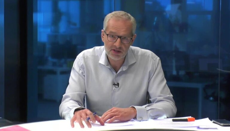 'Delfi TV ar Jāni Domburu' - atbild izglītības un zinātnes ministre Ilga Šuplinska. Pilns ieraksts