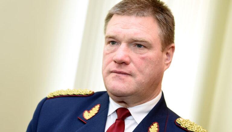 Кюзис: из нераскрытых дел больше всего тяготит убийство судьи Лаукрозе