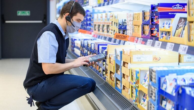 Kvalitātes un svaiguma kontrole 'Lidl' veikalos