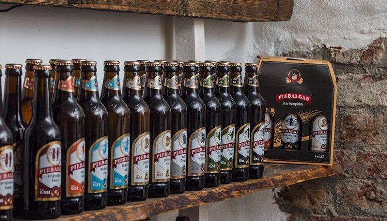 Пивоварня Piebalgas alus увеличила продажи, но работала с убытками