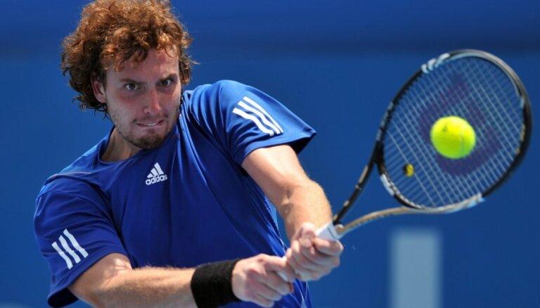 'Australian Open' Gulbis būs izlikts ar 24.numuru