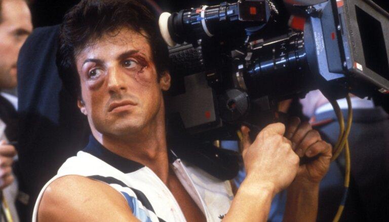 Silvestrs Stallone atklāj, kāpēc 'Rokija IV' uzņemšanas laikā nonācis slimnīcā