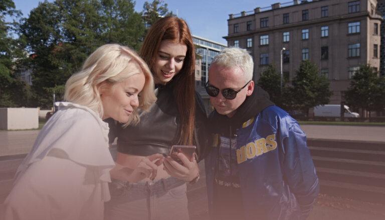 Dzīve aizrauj: profesionālās 'tiktokeres' – 'Latvian Sisters' Elīna un Lidija