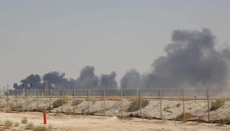 Атака дронов: США обвиняет Иран, Эр-Рияд вдвое сократил производство нефти