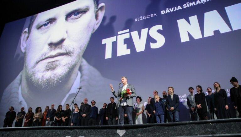 Sīmaņa 'Tēvs nakts' ieguvusi labākās ārzemju filmas balvu Haifas starptautiskajā festivālā