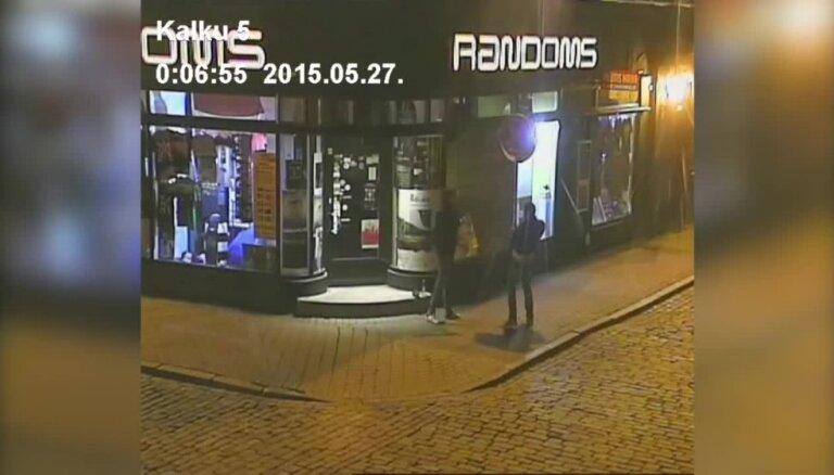 Rīgā aiztur ārzemju huligānu