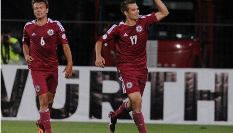 Полузащитник сборной Латвии продолжает менять клубы в России