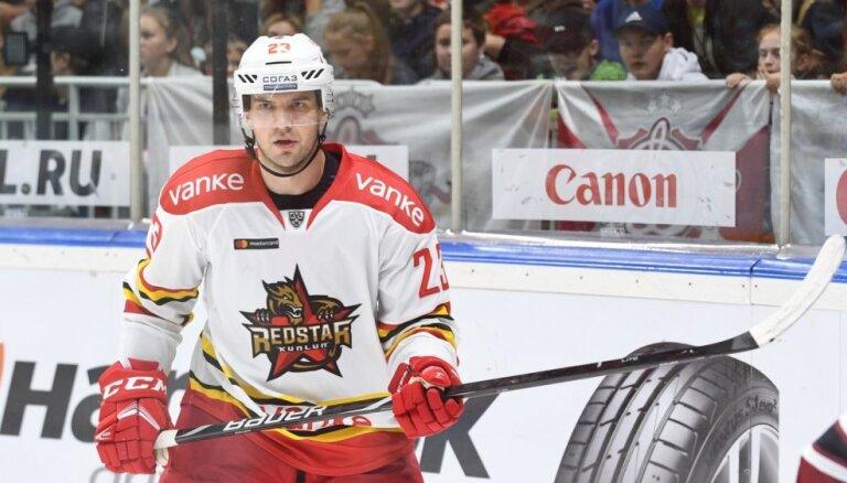 Krišjānis Rēdlihs trenējies visu sezonu, pats piezvanījis LHF par vietu kandidātos