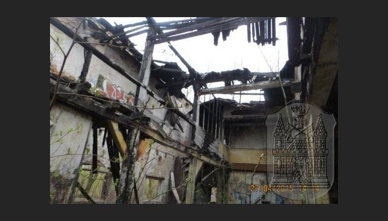 В Риге снесены дома-призраки в Пурвциемсе и Пардаугаве