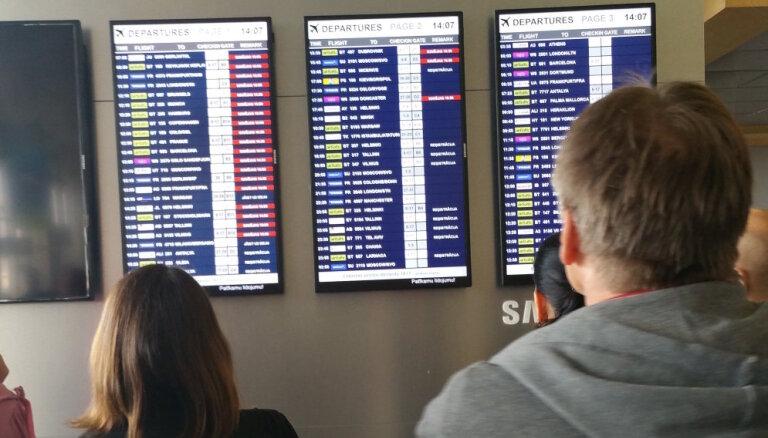 Рижский аэропорт в будущем надеется обслуживать до 10 млн пассажиров в год