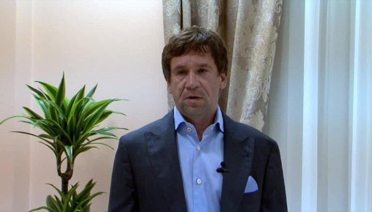 ВИДЕО: банкир Антонов рассказал, почему хочет отсудить у Литвы полмиллиарда евро