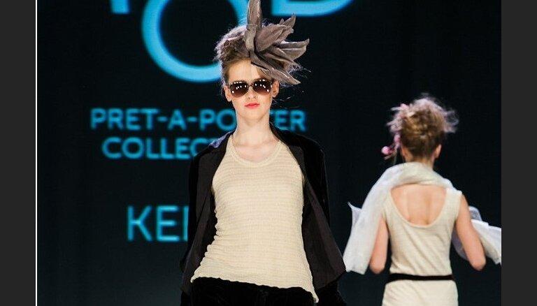 Состоится фестиваль латвийской моды Riga Fashion Mood