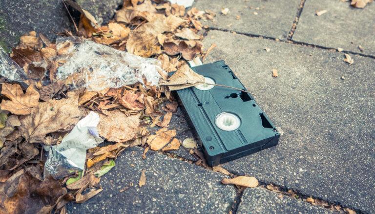 Šomēnes no konveijera noripos pasaulē pēdējais videomagnetofons
