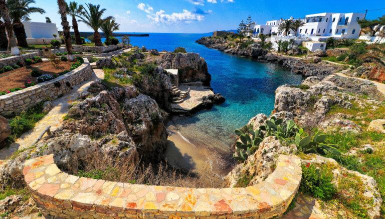 Райский уголок: Четыре греческих острова, на которых еще нет толп туристов
