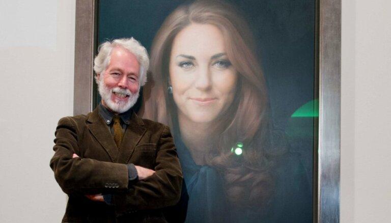 Представлен первый официальный портрет Кейт Миддлтон