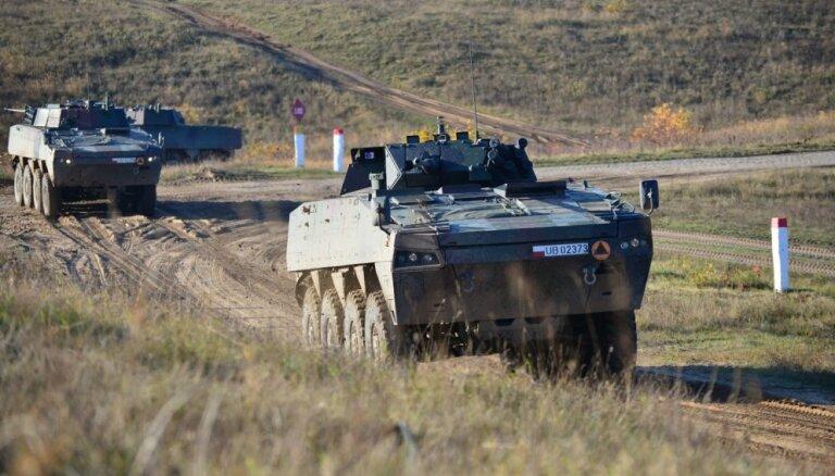 В Латвии и еще шести стран НАТО расходы на оборону достигли 2% от ВВП