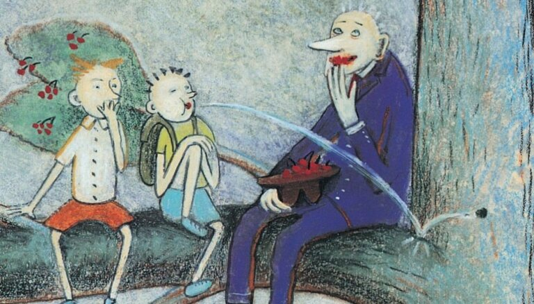 Jauna grāmata bērniem – Ulfa Straka 'Proti svilpot, Juhanna?'