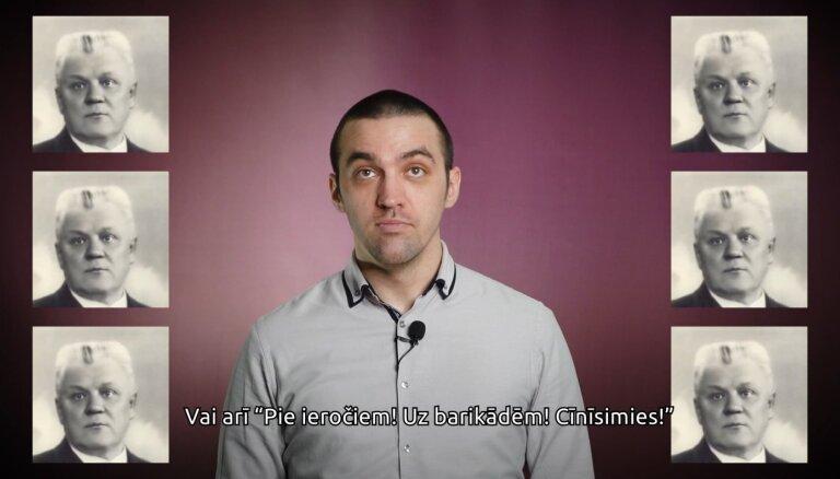 Ielikt vārdus mutē Kārlim Ulmanim jeb cik viegli mūsdienās var radīt 'deepfake' video