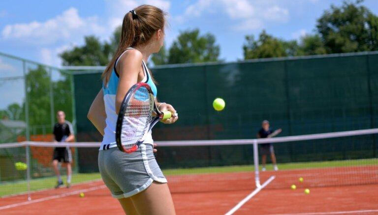 В Агенскалнсе на месте старейшего в Латвии теннисного клуба могут построить Lidl